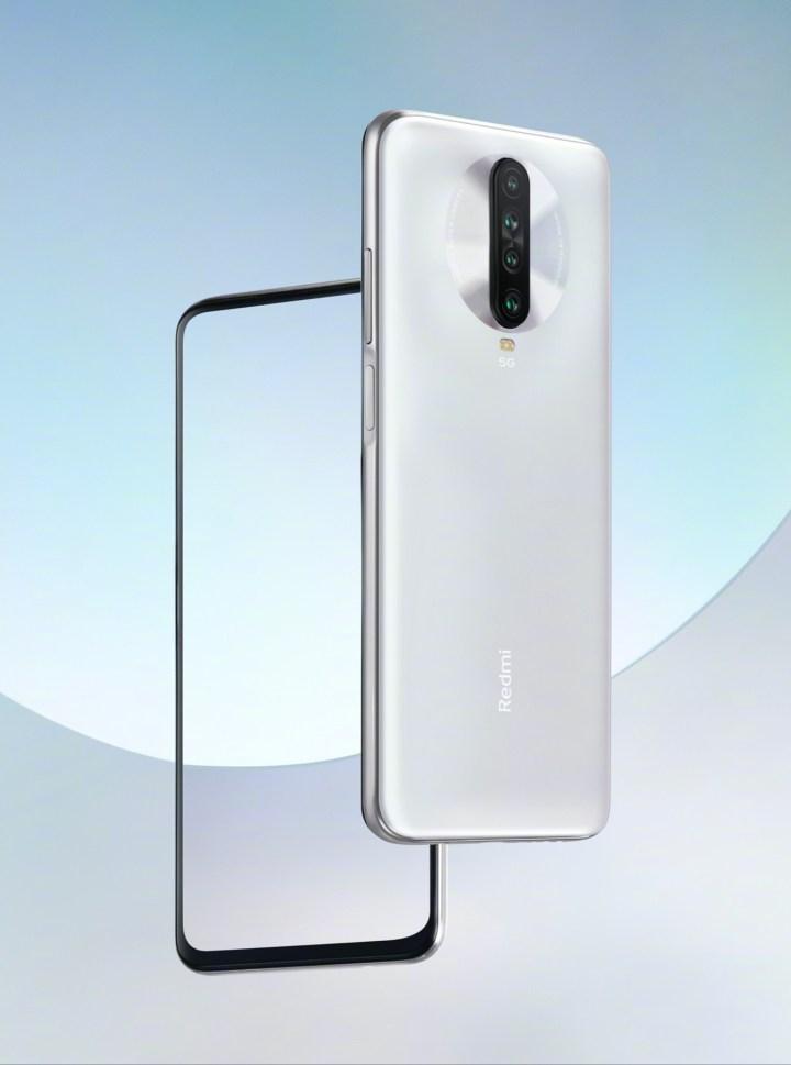 Redmi K30 5G White Color