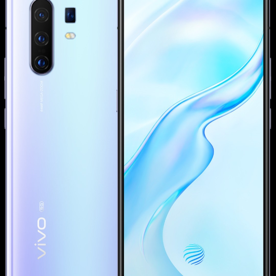 Vivo X30/Pro Cloud Sky (White-Blue)