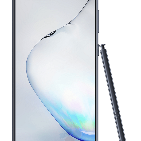 Samsung Galaxy Note 10 Lite Black