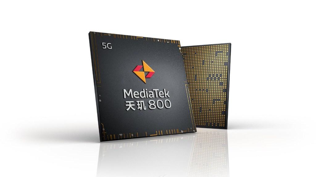 MediaTek Dimensity 800 Specifications