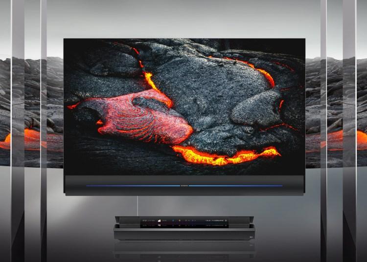 Skyworth W81 Series 8K OLED Wallpaper TV