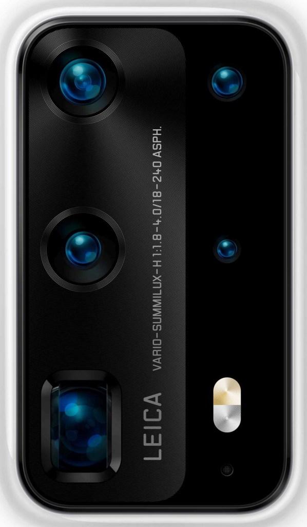 Huawei P40 Pro Camera Setup
