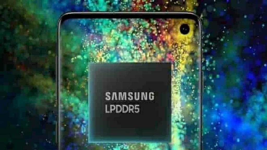 Phones with LPDDR5 RAM