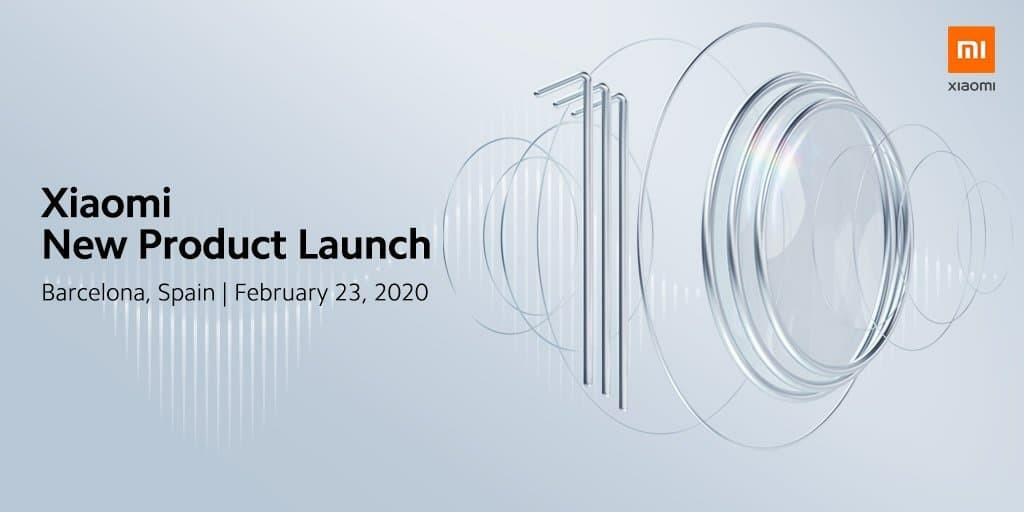 Xiaomi Mi 10 Series Global Launch date