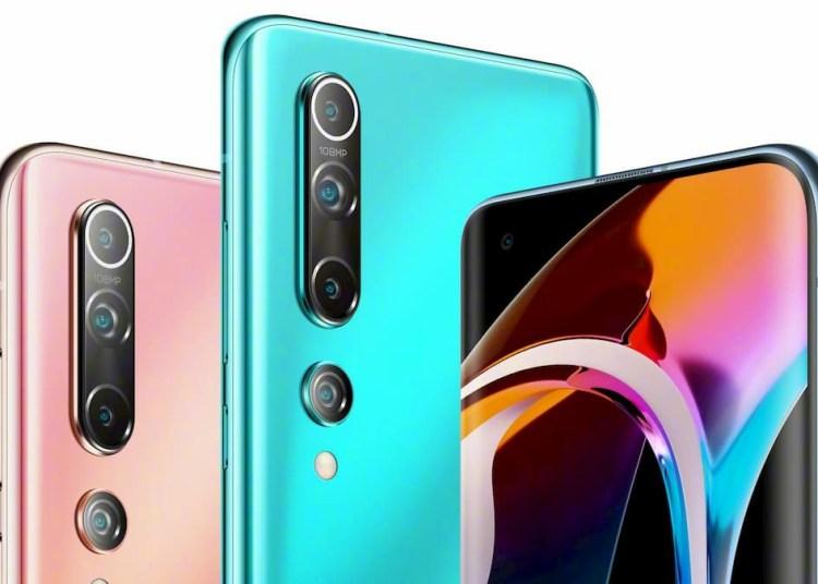 Xiaomi Mi 10 first look