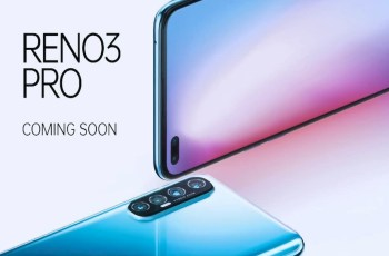 Oppo Reno3 Pro Indian Version