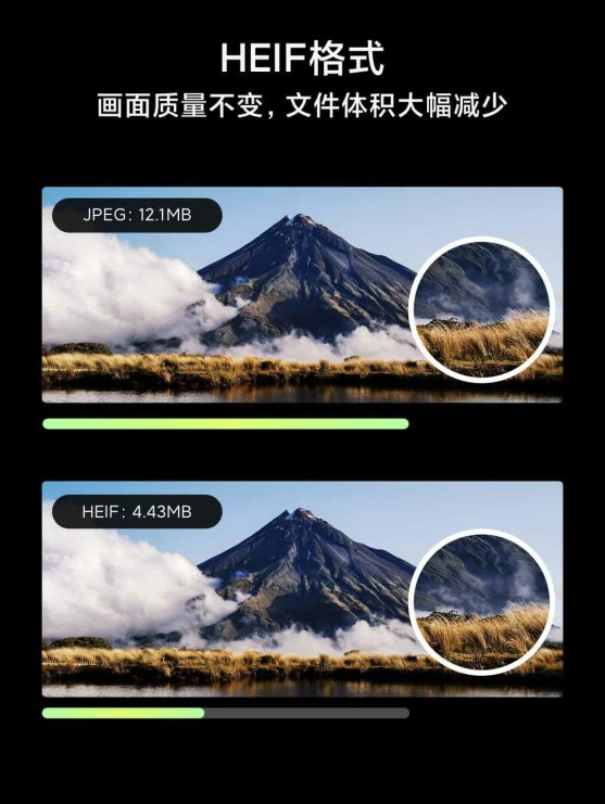 What is heif image format