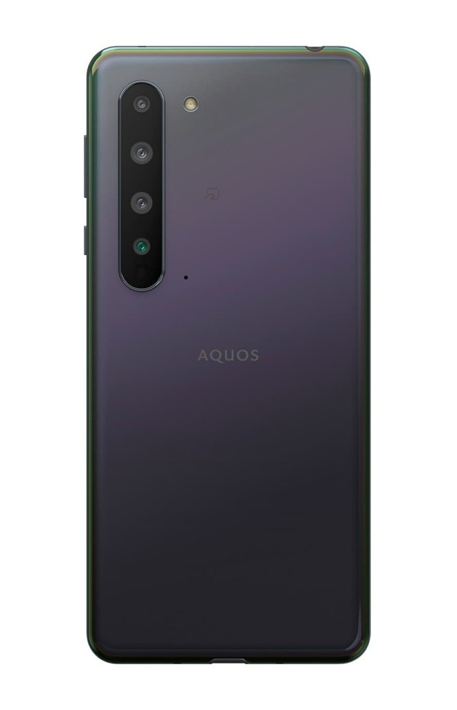 Sharp Aquos R5G Black