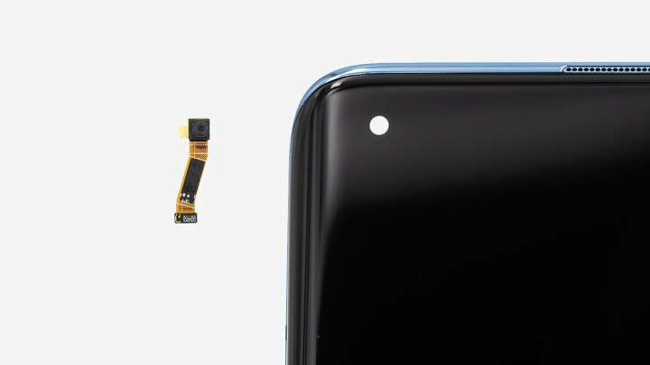Xiaomi Mi 10 Pro front camera module