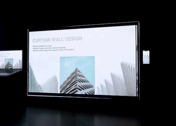Huawei Enterprise Smart Screen