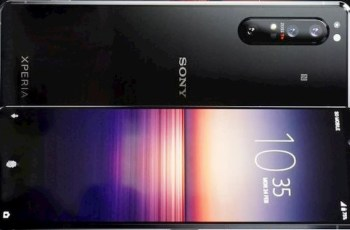 Sony Xperia 1 and 10 2nd Generation specifications and rendering