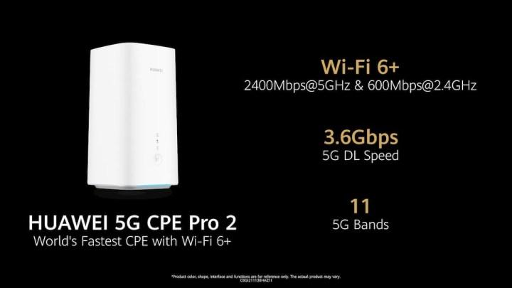 Huawei 5G CPE Pro 2, huawei router ax3