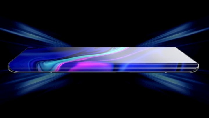 Vivo APEX 2020 Appearance, vivo apex 2020 promotional material