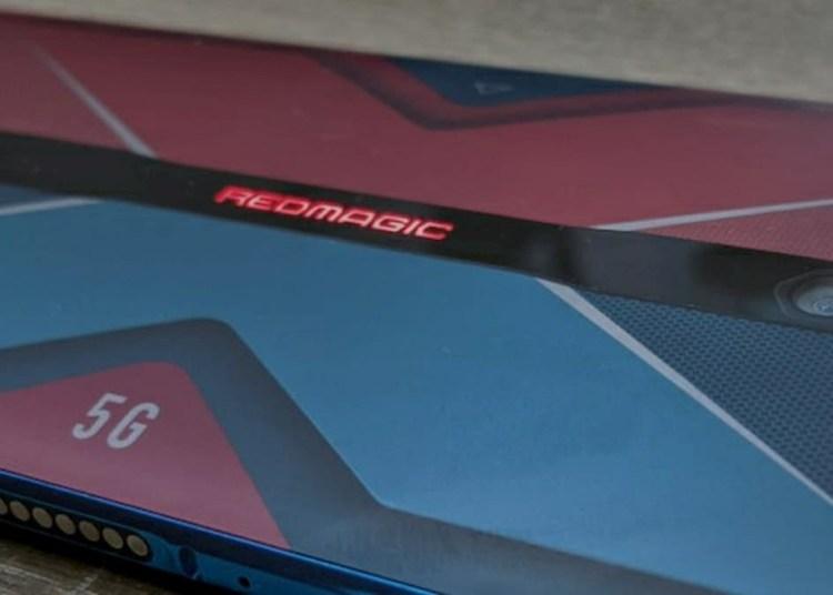 Red Magic 5G Live Photo, Red Magic 5G key specs