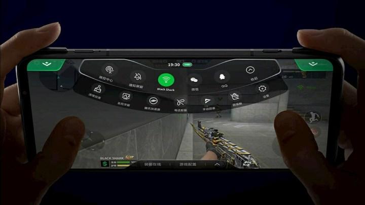 Black Shark 3 Pro Physical Mechanical Buttons