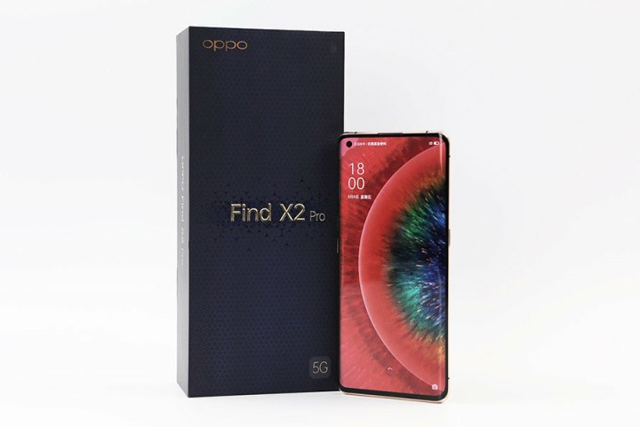 Oppo Find X2 Pro Display Review