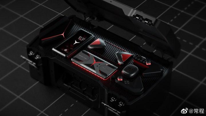 Lenovo Legion Gaming Phone Appearance