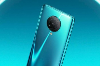 Redmi K30 Pro Official Rendering