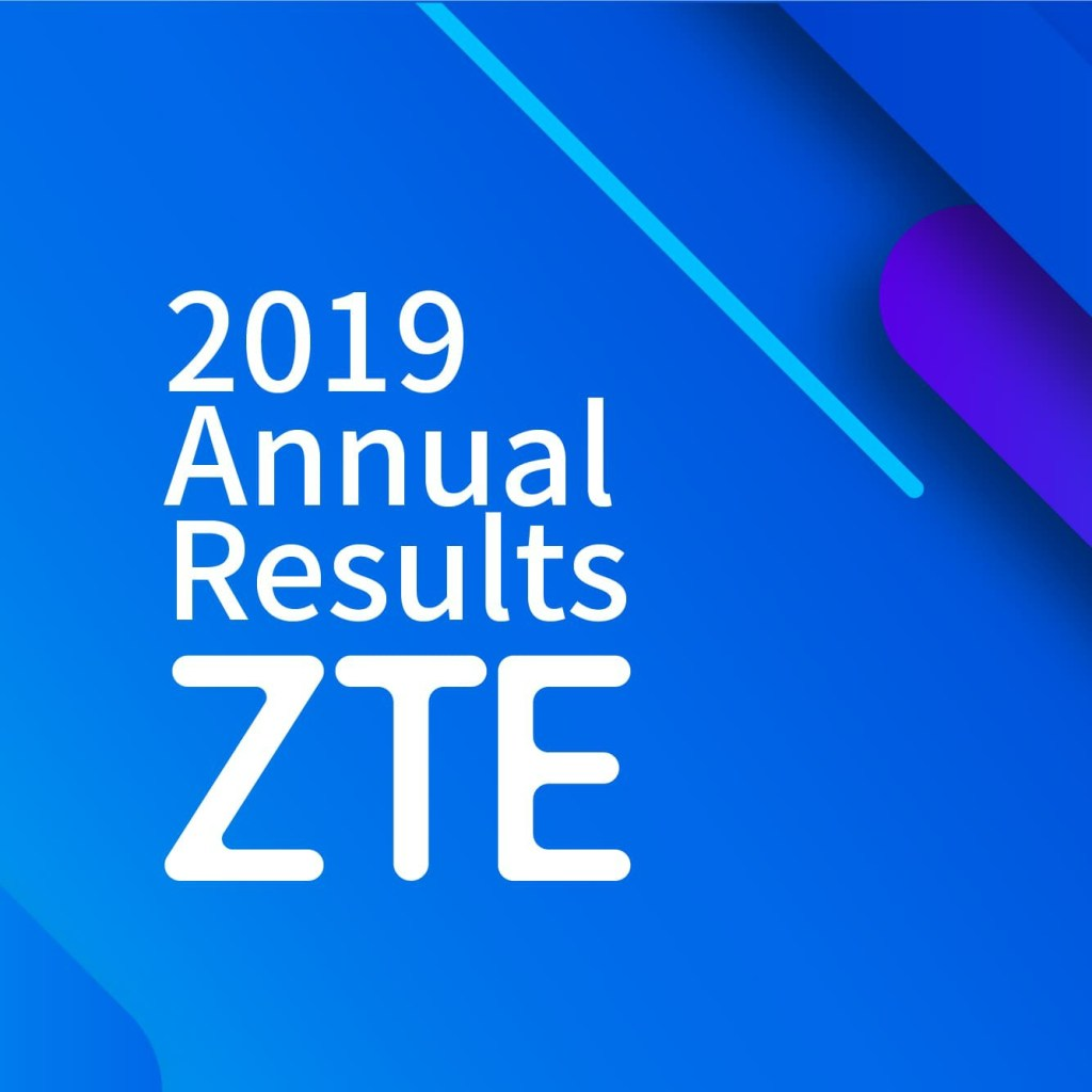 ZTE FY2019 Operating Revenue Report