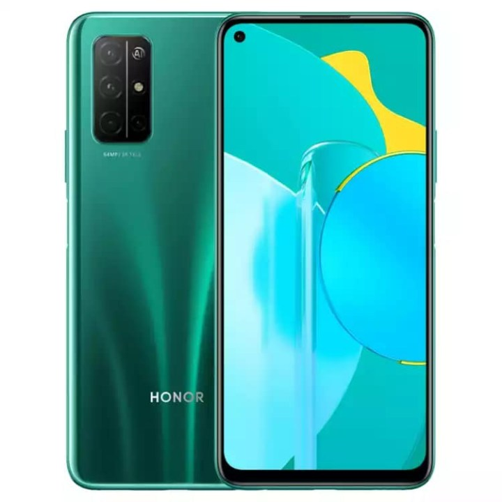 Honor 30s Green