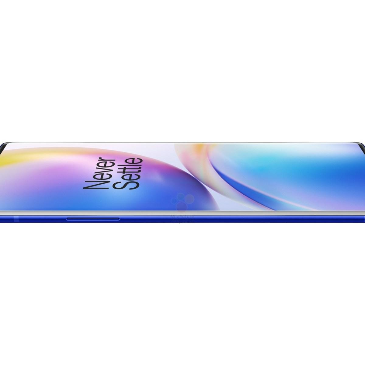 OnePlus 8 Pro Ultramarine Blue