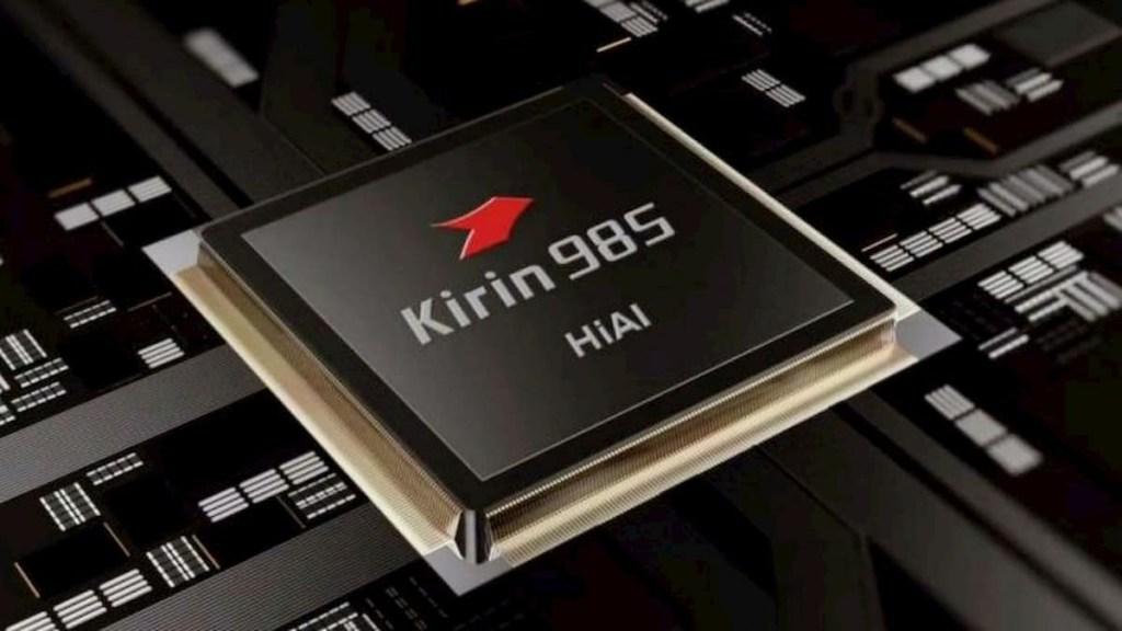 Huawei Kirin 985
