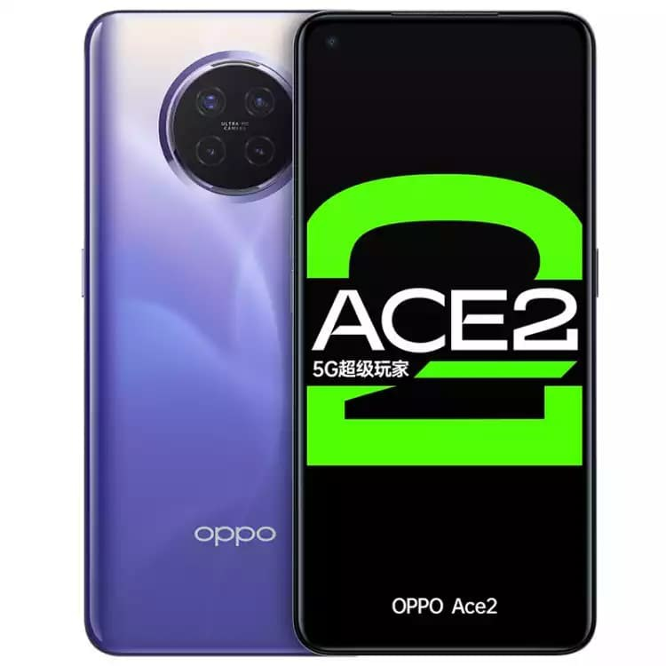 Oppo Ace2 Moon official rendering