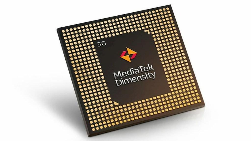 MediaTek Dimensity 800 phone