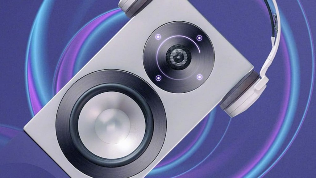 Honor 30 Series dual speaker