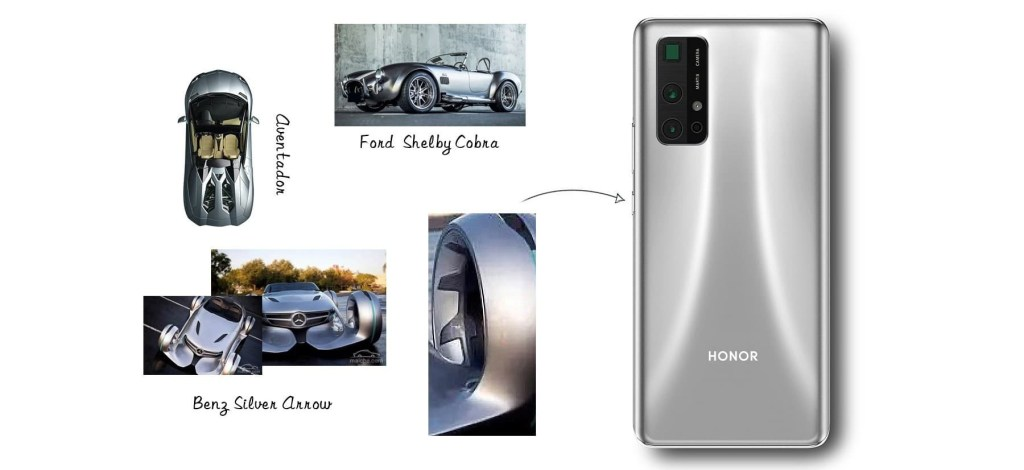 Honor 30 Pro Promotional material