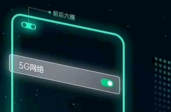 Oppo A92s 5G Official Poster
