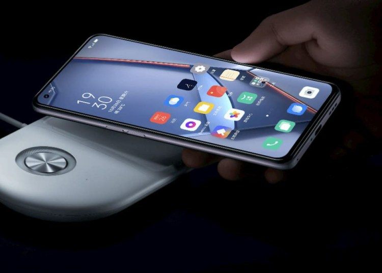 Oppo 40W wireless charger