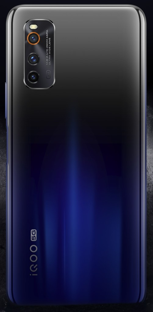 iQOO NEO3 Official Rendering