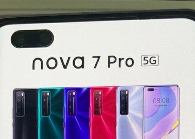 Huawei Nova 7 Series Hands On Videos