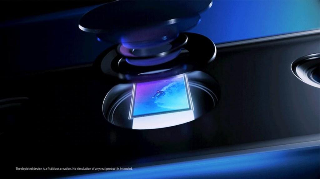 Samsung 600 Megapixel Camera Sensor, Samsung 600mp camera phone