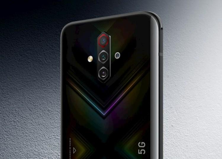 Nubia Play 5G Black