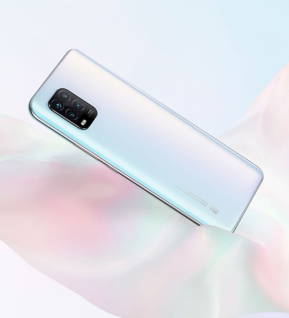 Xiaomi 10 Youth Edition White