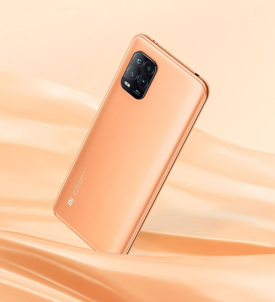 Xiaomi 10 Youth Edition Peach