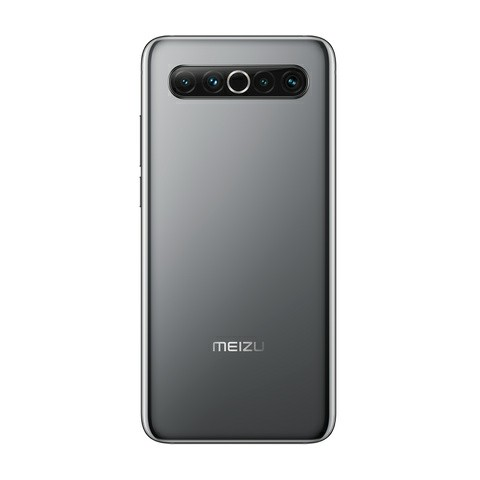 Meizu 17 seventeen degrees gray