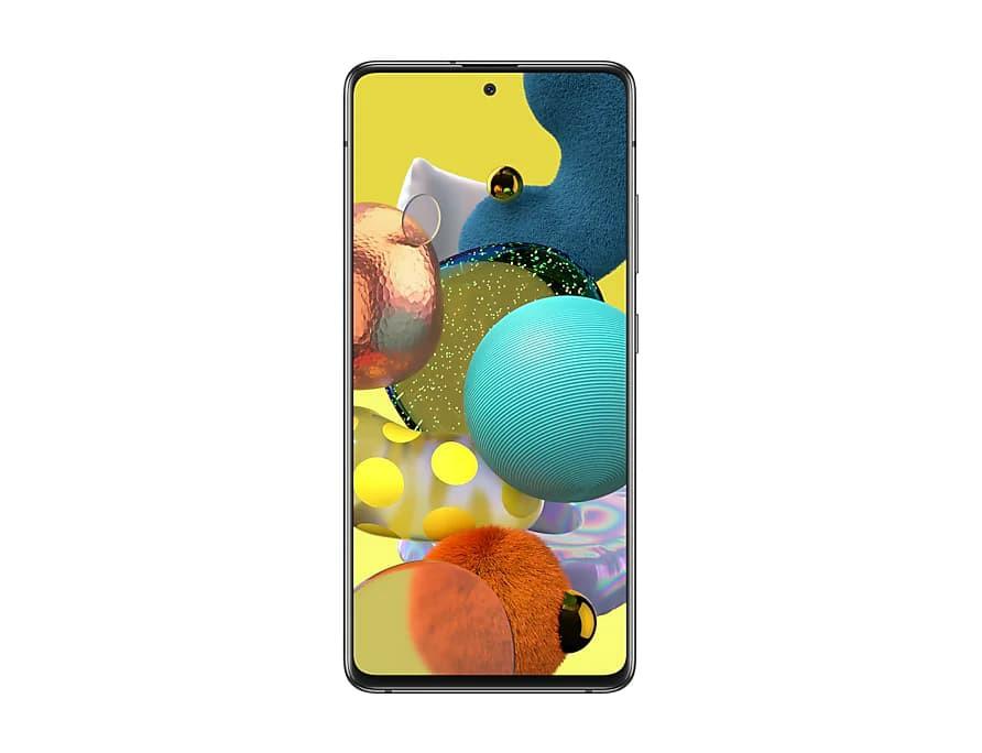 Samsung A51 5G Prism Cube Black