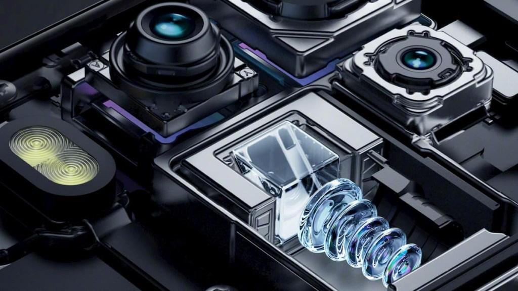 Xiaomi Mi 10 Youth Edition 50x Periscope Zoom Lens