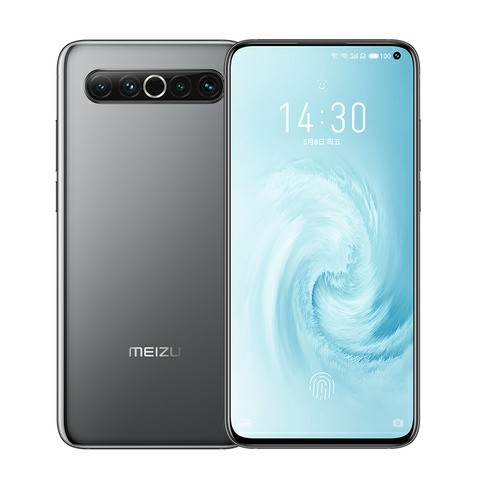 Meizu 17 Gray Color ( seventeen degrees gray )
