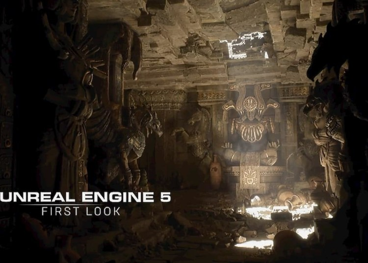 Unreal Engine 5 First Look