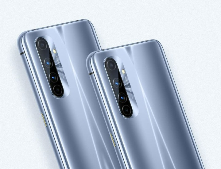 Realme X50 Pro Player Edition Appearance