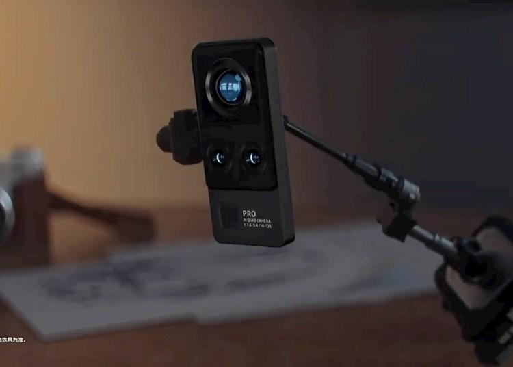 Vivo X50 Camera Module, Vivo X50 official teaser