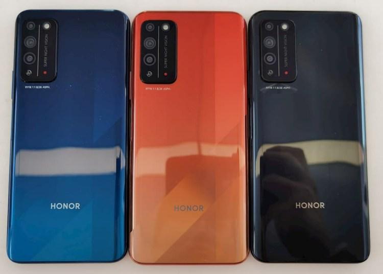 Honor X10 Live Photos