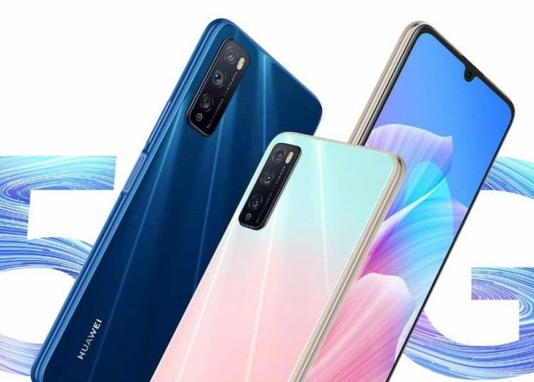 Huawei Enjoy Z Rendering