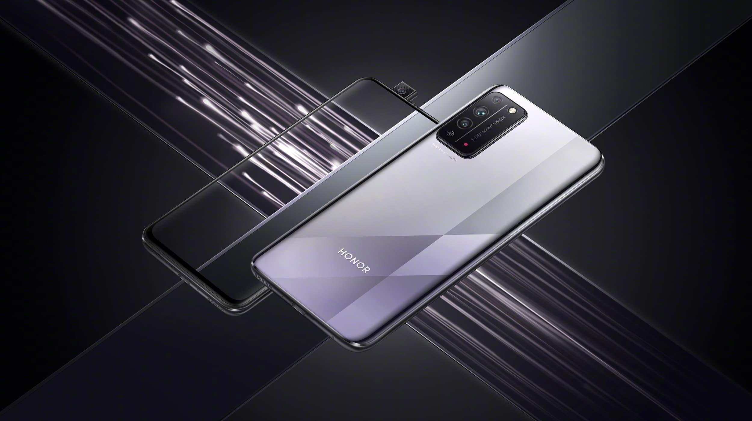Honor X10 Silver