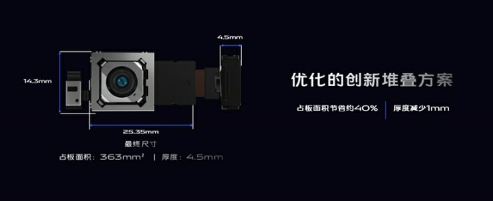 Vivo X50 Pro Camera Module