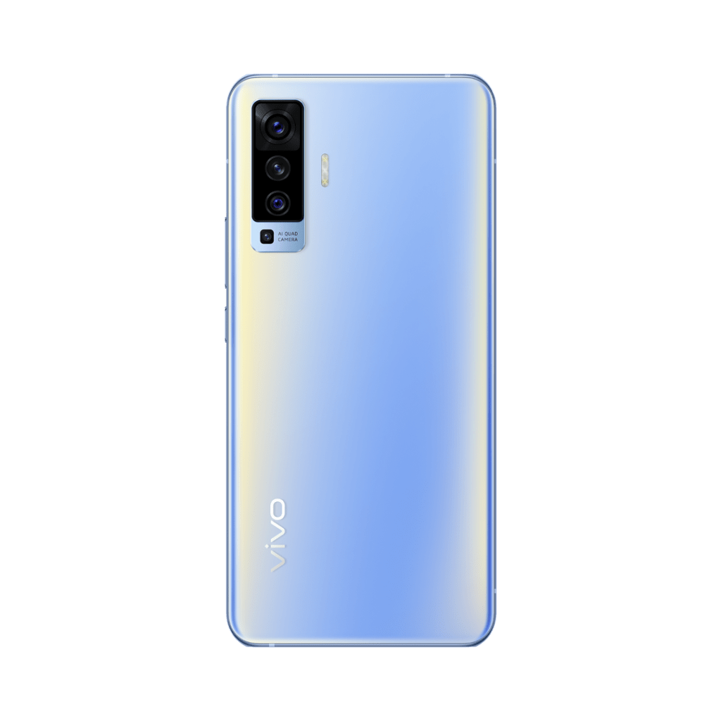 Vivo X50 Liquid Oxygen (Blue)